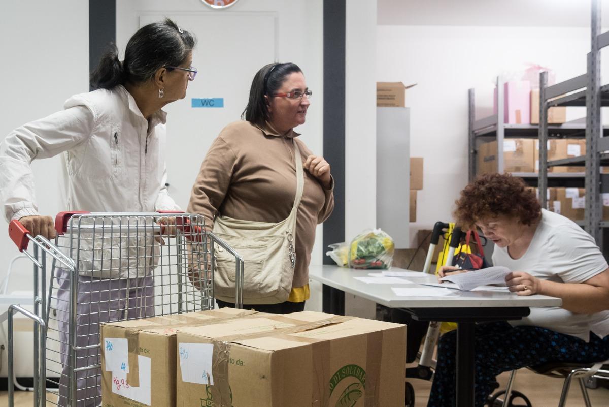 Volontariato - Banco di Solidarietà di Como